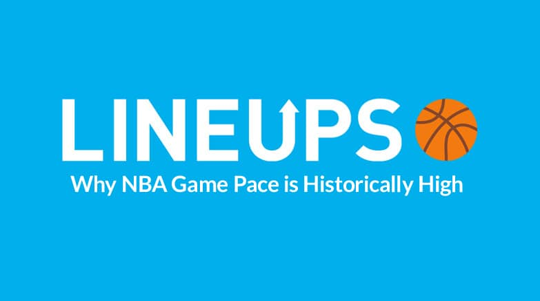 why nba pace is historically high