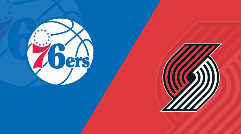 Philadelphia 76ers Portland Trail Blazers Preview
