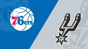 Philadelphia 76ers vs. San Antonio Spurs 1/23/19: Starting Lineups, Matchup Breakdown, Odds, Daily Fantasy, Betting