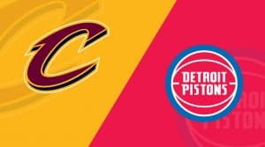 Cleveland Cavaliers at Detroit Pistons 1/9/20: Starting Lineups, Matchup Preview, Daily Fantasy