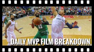 Daily MVP Film Breakdown: Kyrie's Clutch Christmas 40