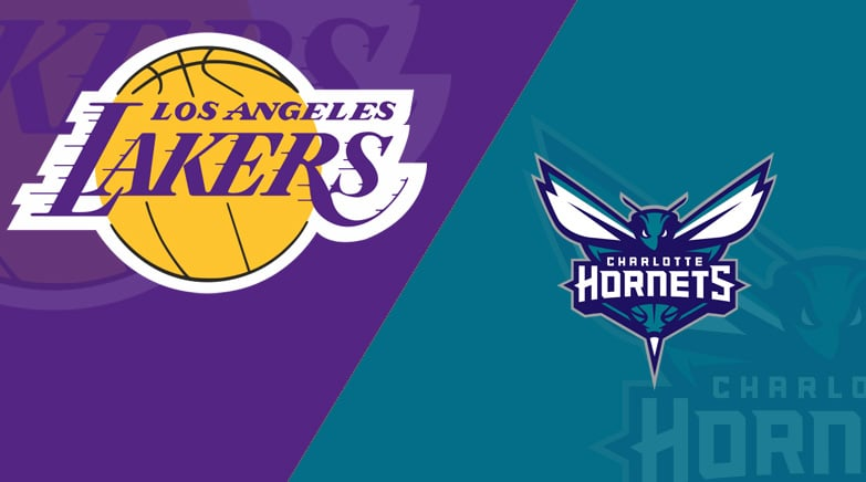 Los Angeles Lakers Charlotte Hornets Preview