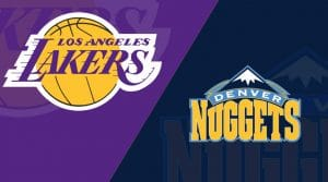 Los Angeles Lakers vs. Denver Nuggets 9/22/20: Starting Lineups, Matchup Preview, Betting Odds