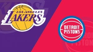 Los Angeles Lakers vs. Detroit Pistons 01/09/19: Starting Lineups, Matchup Breakdown, Odds, Daily Fantasy, Betting