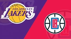 Los Angeles Clippers at Los Angeles Lakers 7/30/20: Starting Lineups, Matchup Preview, Betting Odds