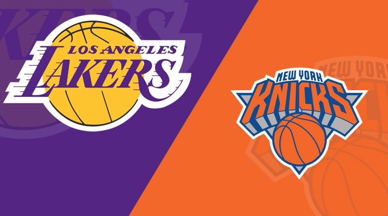 Los Angeles Lakers New York Knicks Preview