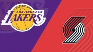 Los Angeles Lakers vs. Portland Trail Blazers 8/24/20: Starting Lineups, Matchup Preview, Betting Odds