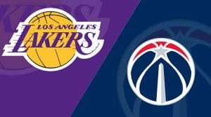 Washington Wizards vs Los Angeles Lakers 2/22/21: Starting Lineups, Matchup Preview, Betting Odds
