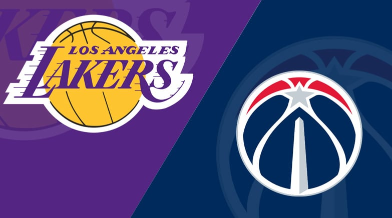 Los Angeles Lakers Washington Wizards Preview