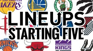NBA Projected Starting Lineups, Matchups, Injury News – 01/12/19