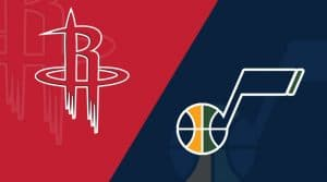 Rockets vs. Jazz Preview