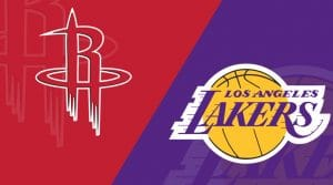 Los Angeles Lakers vs. Houston Rockets 8/6/20: Starting Lineups, Matchup Preview, Daily Fantasy