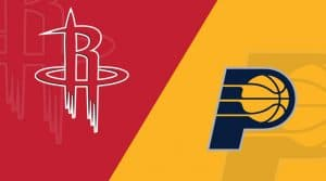 Indiana Pacers vs Houston Rockets 8/12/20: Starting Lineups, Matchup Preview, Betting Odds