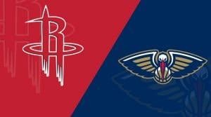 Houston Rockets vs. New Orleans Pelicans 1/29/19: Starting Lineups, Matchup Preview, Betting Odds