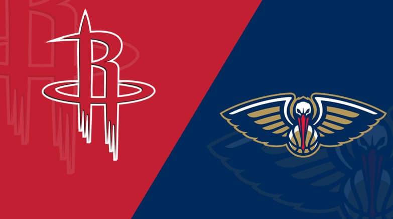 Houston Rockets New Orleans Pelicans Preview