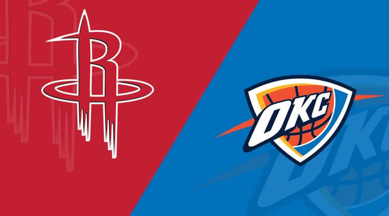 Houston Rockets OKC Thunder Preview