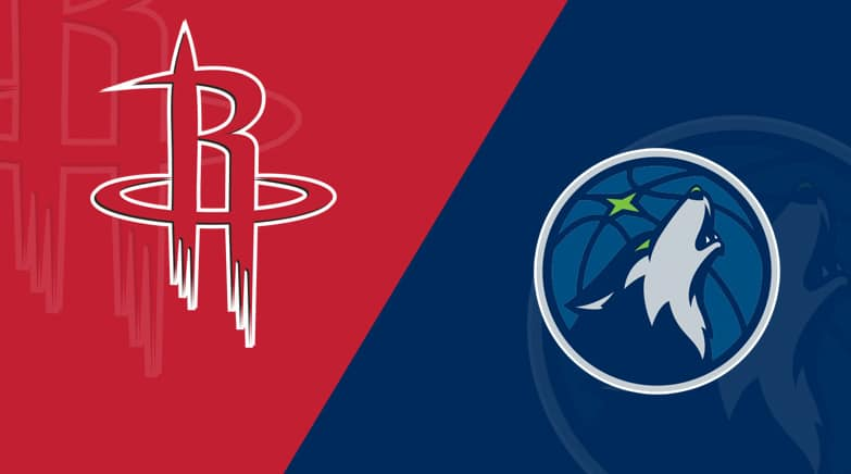 houston rockets minnesota timberwolves