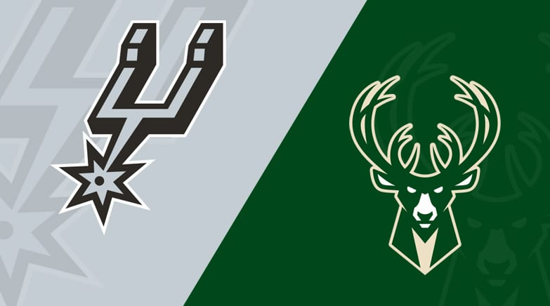 San Antonio Spurs Milwaukee Bucks Preview