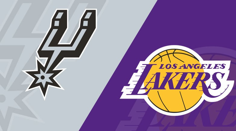 San Antonio Spurs Vs Los Angeles Lakers 12 7 18 Starting Lineups Matchup Breakdown Odds Daily Fantasy Betting