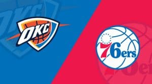 Oklahoma City Thunder at Philadelphia 76ers 1/6/20: Starting Lineups, Matchup Preview, Daily Fantasy