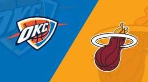Oklahoma City Thunder vs. Miami Heat 8/12/20: Starting Lineups, Matchup Preview, Betting Odds