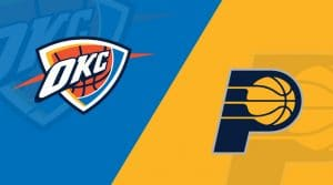 Indiana Pacers at Oklahoma City Thunder 3/27/19: Starting Lineups, Matchup Preview, Betting Odds