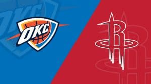 Houston Rockets vs. Oklahoma City Thunder 8/31/20: Starting Lineups, Matchup Preview, Betting Odds