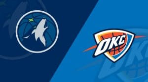 Oklahoma City Thunder at Minnesota Timberwolves 3/5/19: Starting Lineups, Matchup Preview, Betting Odds