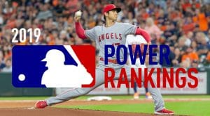2019 MLB Power Rankings (Updated 9/24/19)