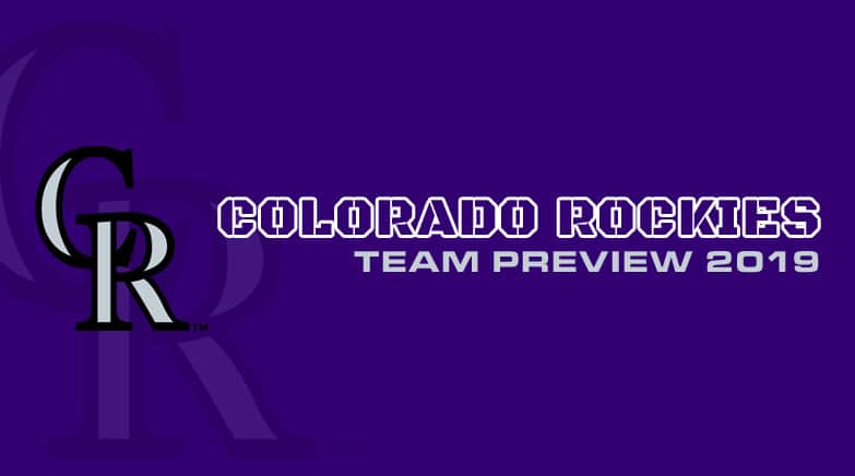 Rockies Preview