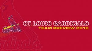 St. Louis Cardinals 2019 Season Preview: Fantasy Analysis
