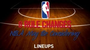 8 Rule Changes the NBA May Be Considering