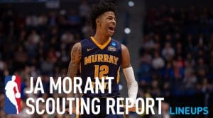 Ja Morant Scouting Report for the 2019 NBA Draft
