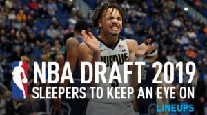 NBA Draft 2019 Sleepers: Don't Sleep on These Dudes
