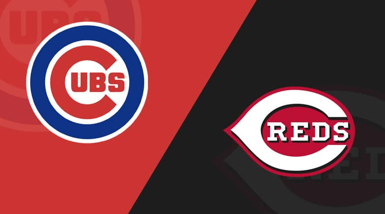 Chicago Cubs vs Cincinnati Reds