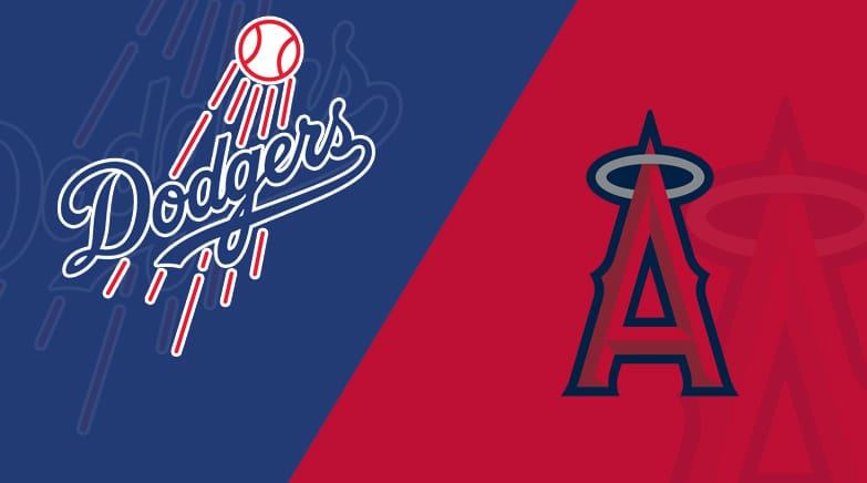 Los Angeles Angels Vs Los Angeles Dodgers 6 10 19 Starting Lineups Matchup Preview Betting Odds