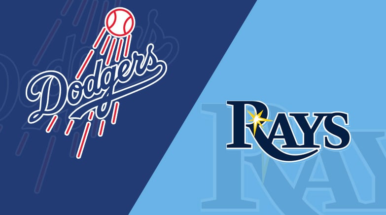 Los Angeles Dodgers vs Tampa Bay Rays
