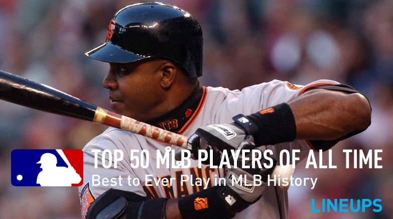 Top 50 MLB Players of All Time