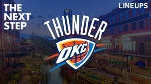 The Next Step: Oklahoma City Thunder