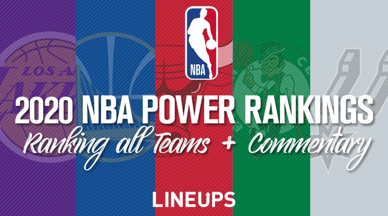 2020 nba power rankings