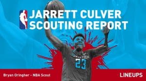 Jarrett Culver Scouting Report: Will He Make Biggest Impact in NBA Starting Lineup?