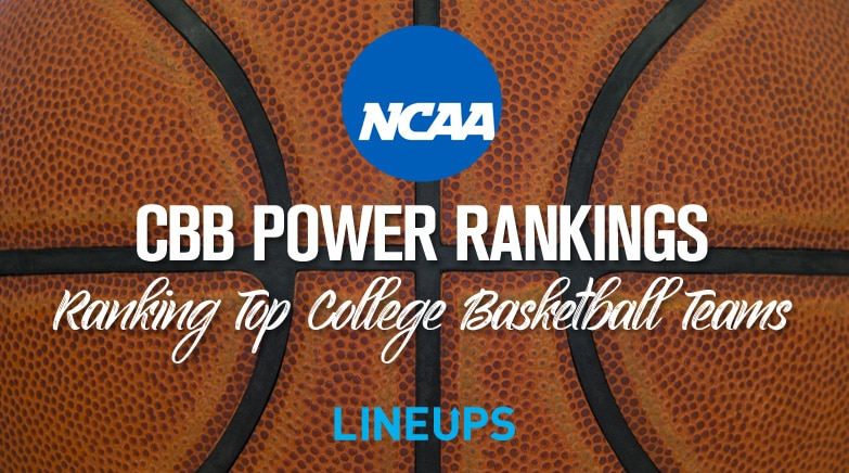 college basketball power rankings