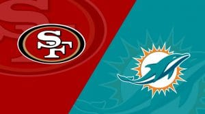 Miami Dolphins vs. San Francisco 49ers Matchup Preview (10/11/20): Betting Odds, Depth Charts, Live Stream (Watch Online)
