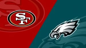 San Francisco 49ers vs. Philadelphia Eagles Preview (10/4/20): Betting Odds, Depth Charts, Live Stream (Watch Online)