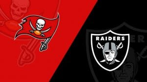 Las Vegas Raiders vs. Tampa Bay Buccaneers Matchup Preview (10/25/20): Betting Odds, Depth Charts, Live Stream (Watch Online)