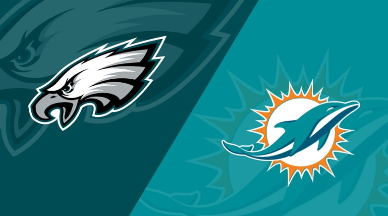 eagles vs dolphins