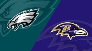 Baltimore Ravens vs. Philadelphia Eagles Matchup Preview (10/18/20): Betting Odds, Depth Charts, Live Stream (Watch Online)