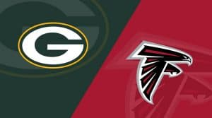 Green Bay Packers vs. Atlanta Falcons (10/5/20): Betting Odds, Depth Charts, Live Stream (Watch Online)