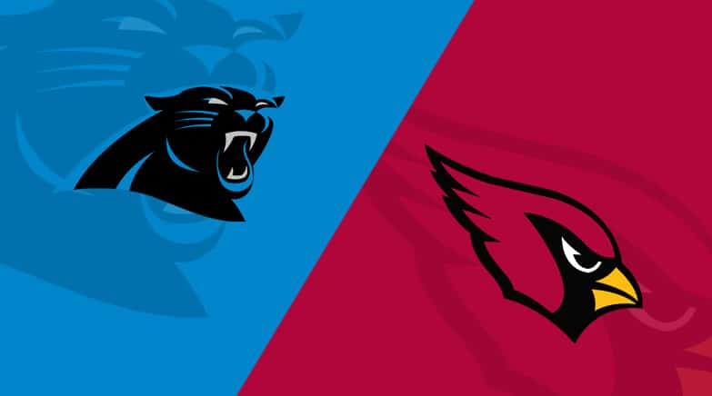 panthers vs cardinals