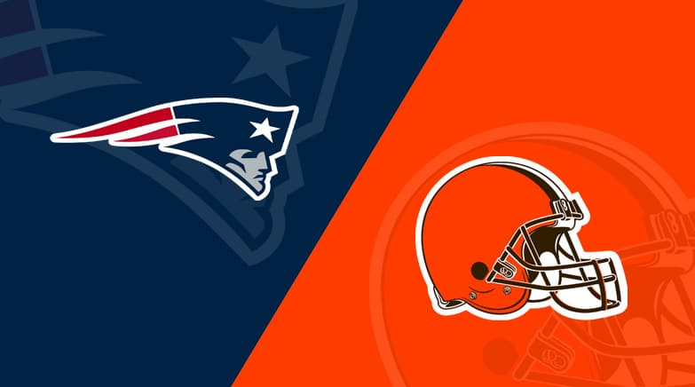 patriots vs browns